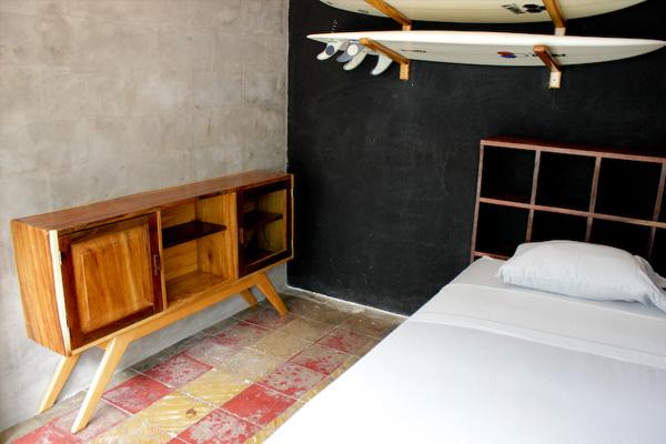 Chambre 9 - Lit simple
